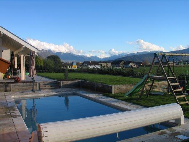 Echange maison avec piscine annecy for Piscine a annecy